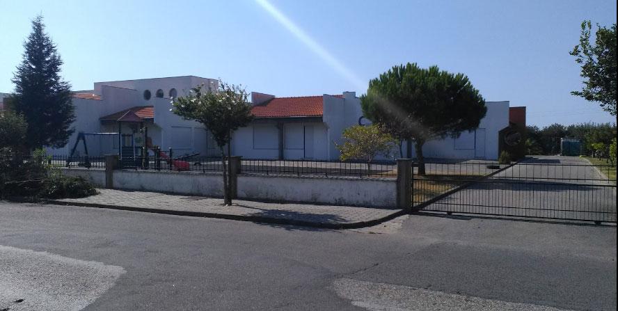 Edificio do CSP Cacia